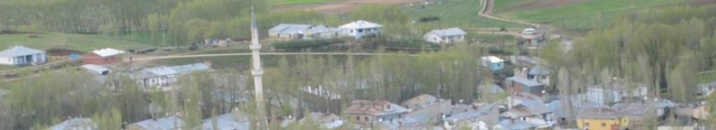 Sivas Yildizeli Çağlayan Köyü