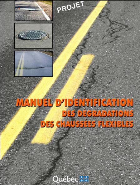manuel d'identification des dégradations des chaussées fléxi Cjx5a510