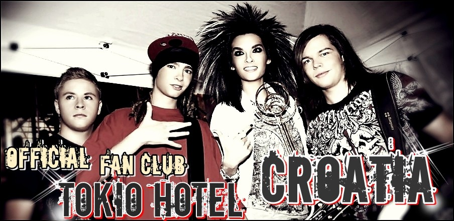 Official Tokio Hotel fan club Croatia