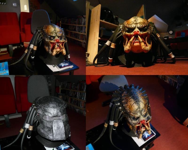 predator bust echelle 1/1 Bust_p11