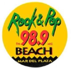 Sticker de Verano Rock&Pop de 1995 Espect10