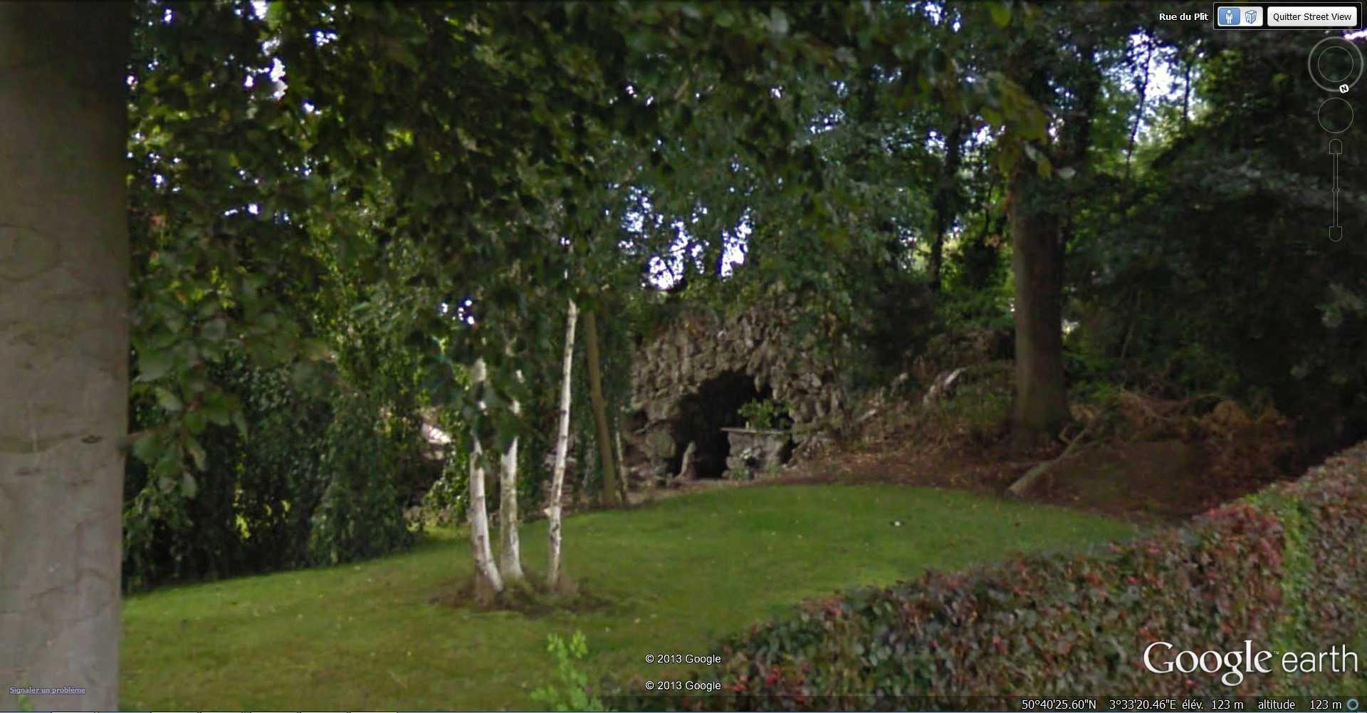 Les répliques de la grotte de Lourdes 2013-117