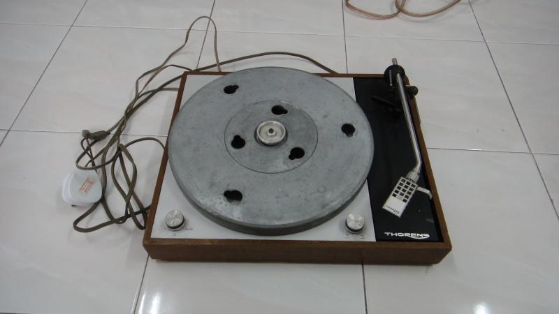 Thorens TD 150 mk II turntable (Used)SOLD