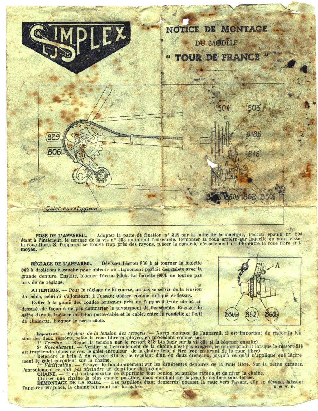 WOLF VELOSALON Suisse des années 50 ? - Page 2 Notice10