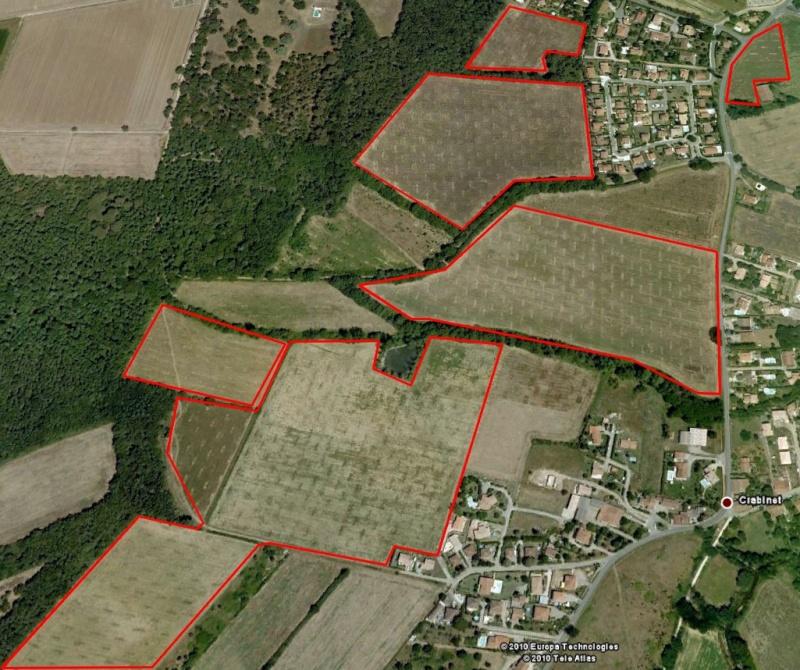 Les sondages archéologiques vus avec Google Earth - Page 3 Preven10