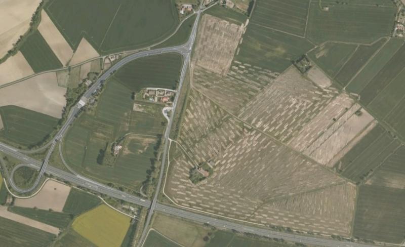 Les sondages archéologiques vus avec Google Earth - Page 3 Preven11