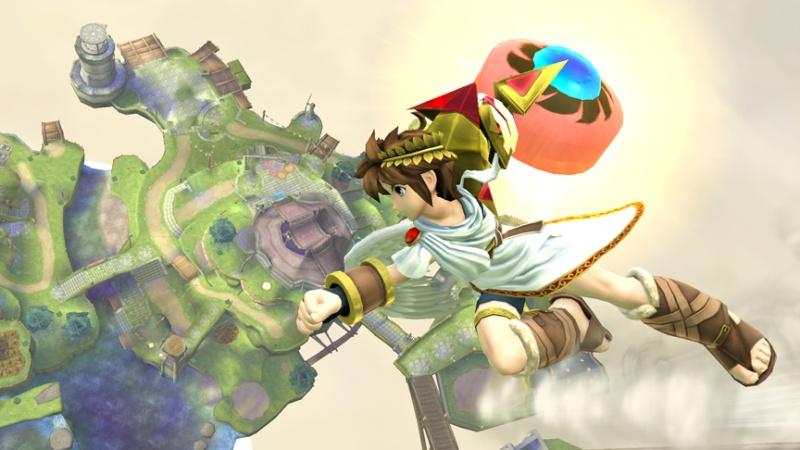 Super Smash Bros Wii U/3DS Daily11