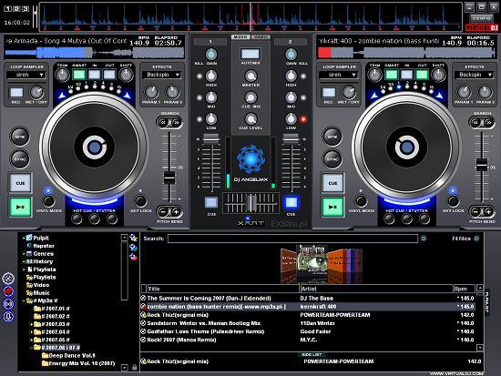 برنامج Virtual DJ Studio 6.2, اخر اصدار Virtua10
