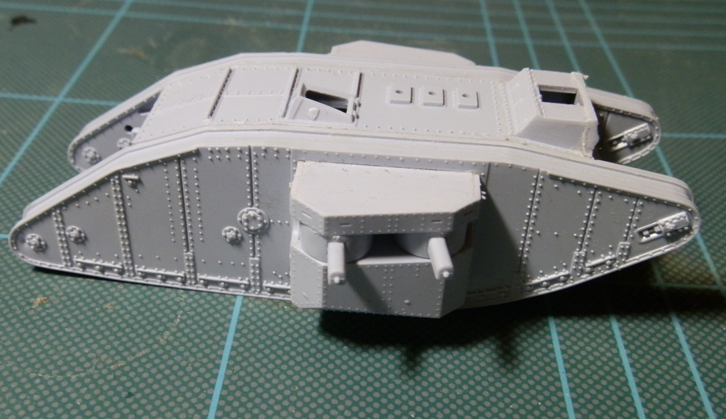 British Tank Mark.I femelle [Airfix 1/76] P5302714