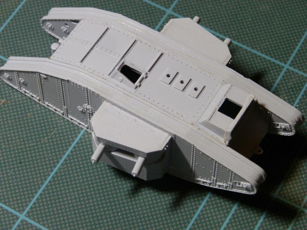 British Tank Mark.I femelle [Airfix 1/76] P5302715