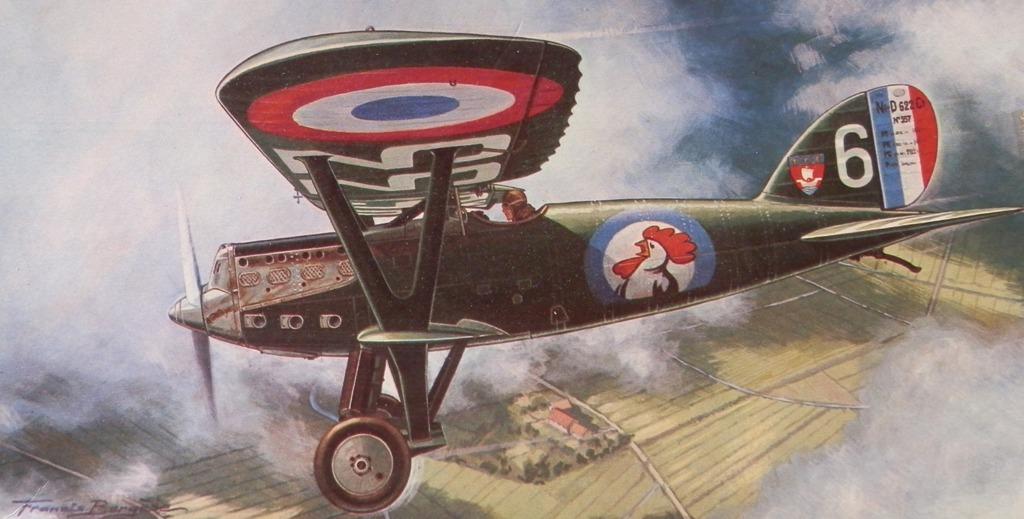 [Rusty] [Nieuport-Delage NiD 622] [Heller Boite noire ref. 224] [échelle 1/72] P6012711
