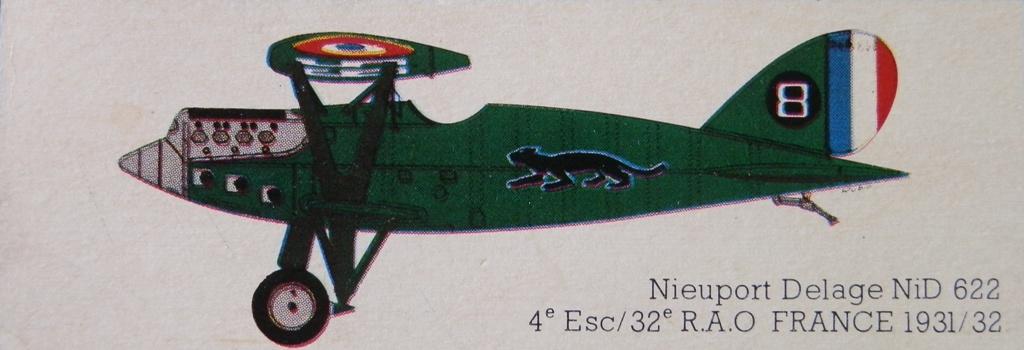 [Rusty] [Nieuport-Delage NiD 622] [Heller Boite noire ref. 224] [échelle 1/72] P6012712