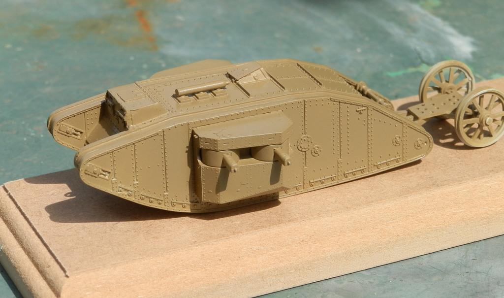 British Tank Mark.I femelle [Airfix 1/76] P6012725
