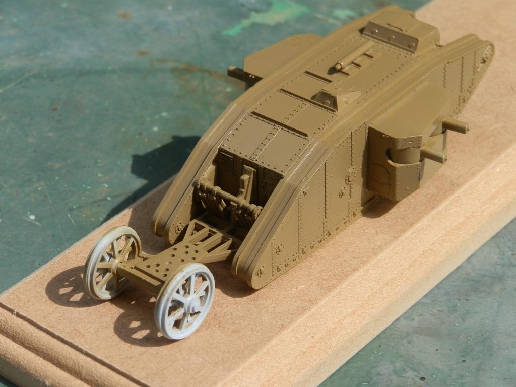 British Tank Mark.I femelle [Airfix 1/76] P6012726