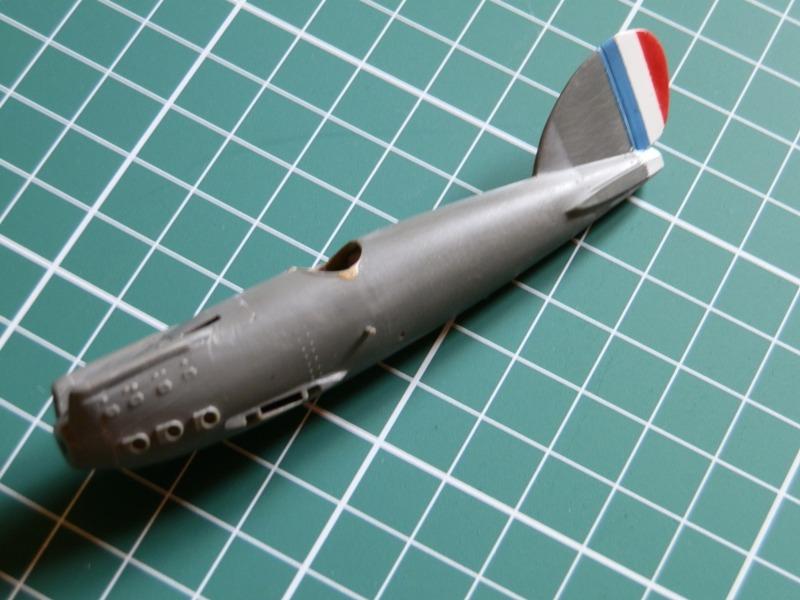 [Rusty] [Nieuport-Delage NiD 622] [Heller Boite noire ref. 224] [échelle 1/72] P6192710
