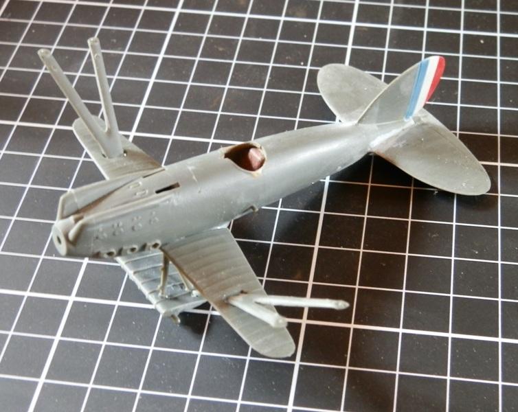 [Rusty] [Nieuport-Delage NiD 622] [Heller Boite noire ref. 224] [échelle 1/72] P6222710