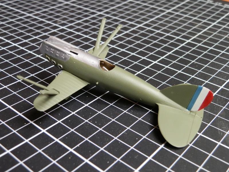 [Rusty] [Nieuport-Delage NiD 622] [Heller Boite noire ref. 224] [échelle 1/72] P6222713
