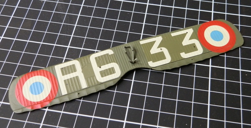 [Rusty] [Nieuport-Delage NiD 622] [Heller Boite noire ref. 224] [échelle 1/72] P6222715