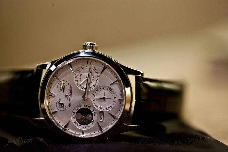 SIHH 2011 Jaeger LeCoultre Master eight days perpetual 110