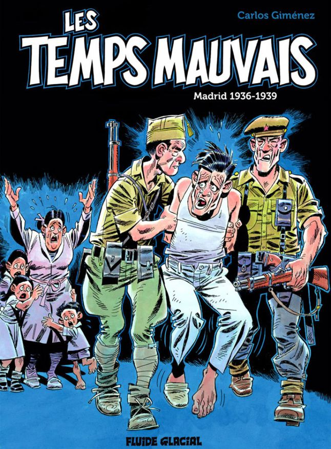 Bandes dessinées espagnoles - Page 4 Gimene10