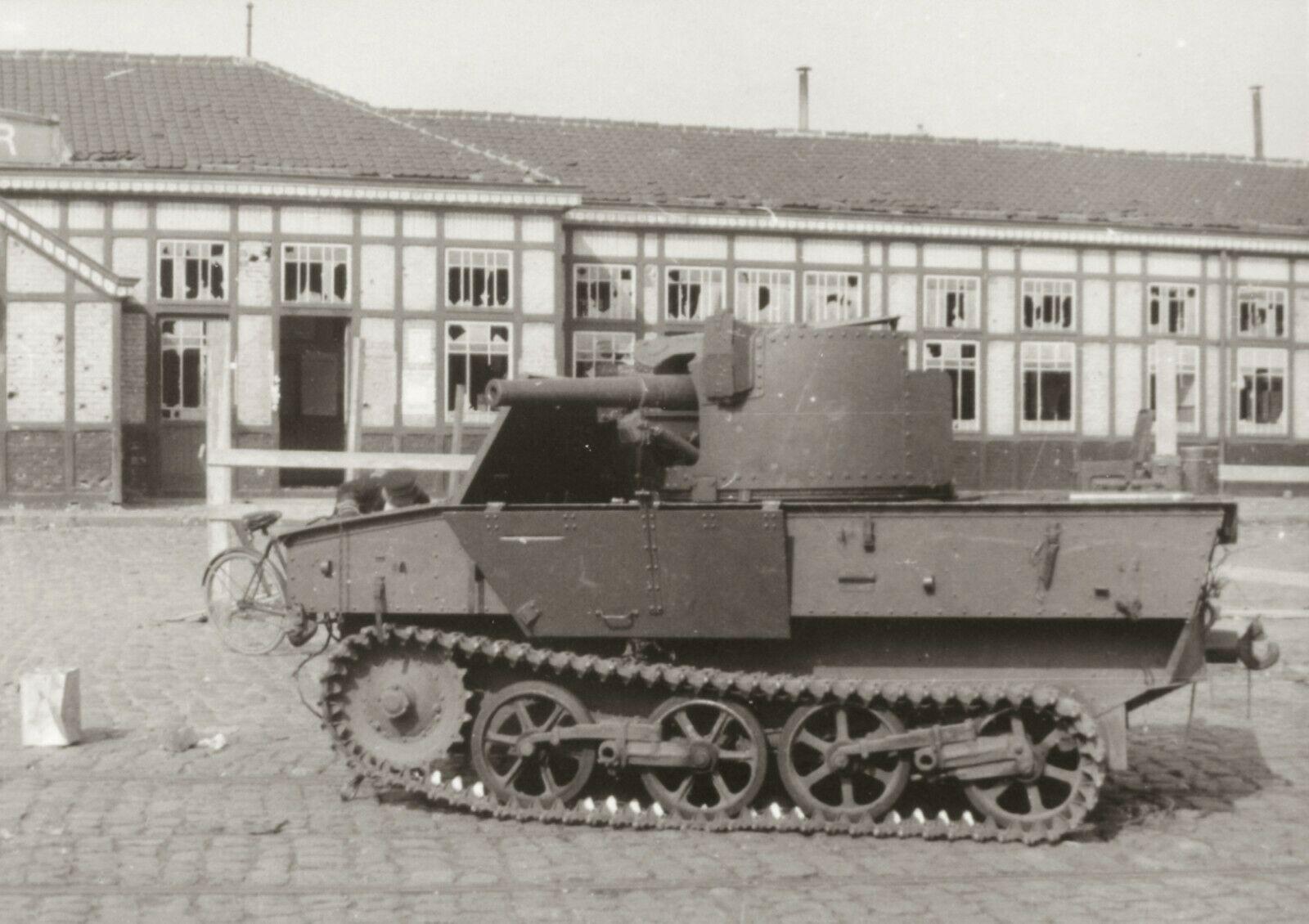 Le V.C.L. T.13 B un nouveau type de véhicule au service des Chasseurs Ardennais: Tome 1 16310