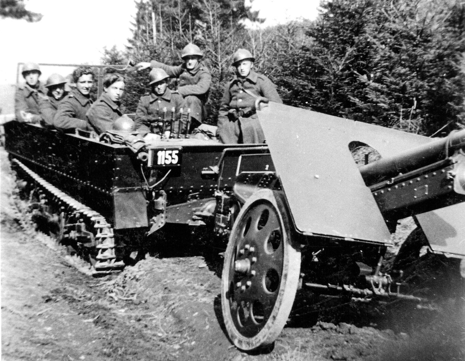 Le V.C.L. T.13 B un nouveau type de véhicule au service des Chasseurs Ardennais: Tome 1 6010