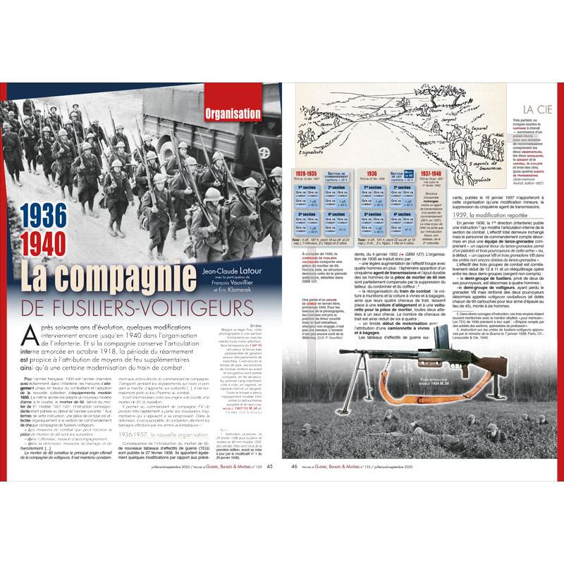 GBM 133 (Juillet, Août, Septembre 2020) Guerre27