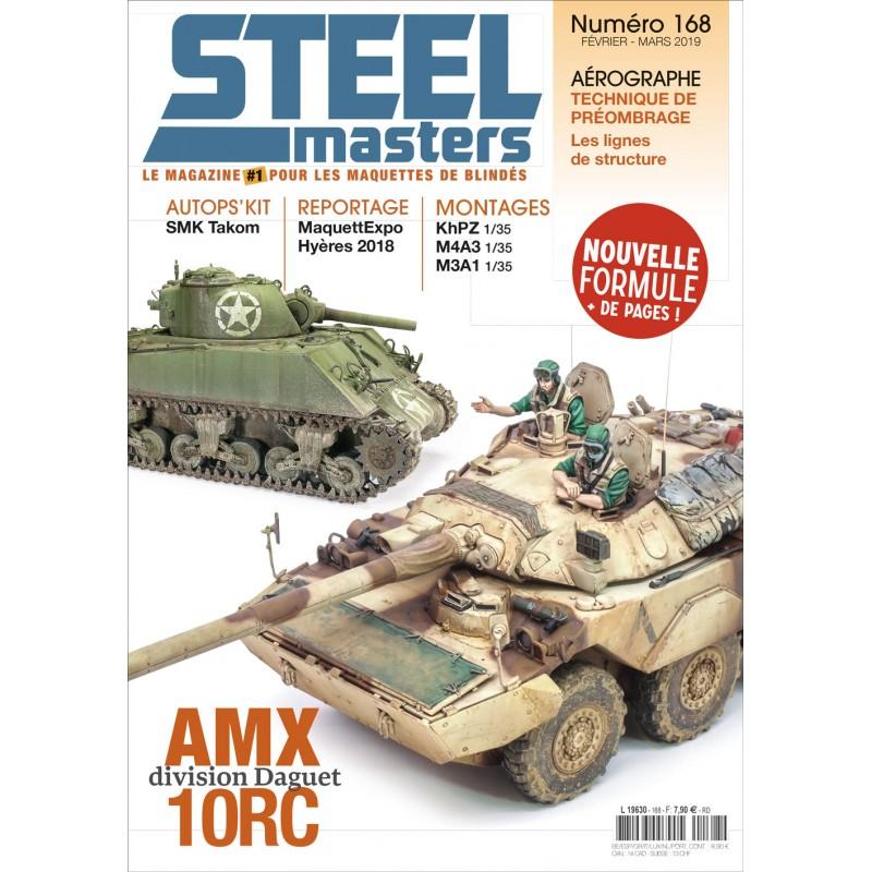 Steelmasters  n°168 février-mars 2019 Steelm17