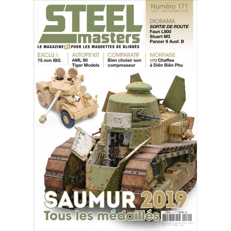 Steelmasters n°171 août-septembre 2019 Steelm30