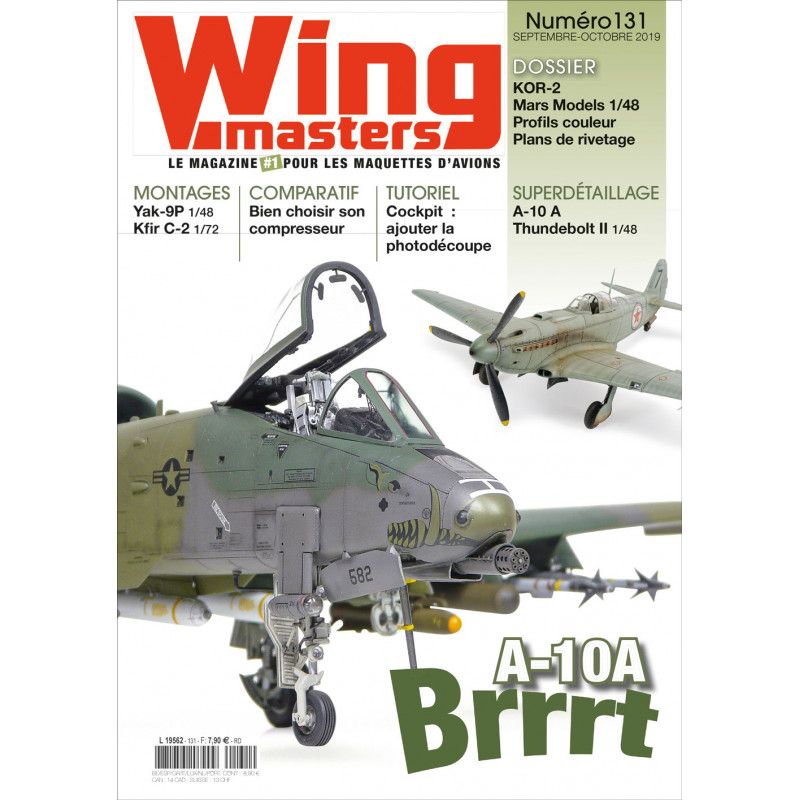 Wingmasters n°131 septembre-octobre 2019 Wingma36