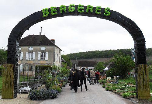 22e journée des plantes à Bergères (10) le 9 mai 2013 (Ascension) Berger10