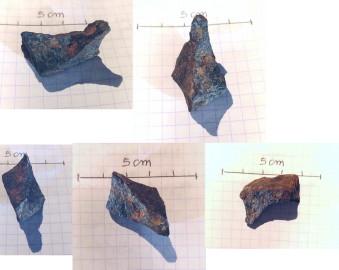 Roche ferreuse densité 8 ? Meteor11