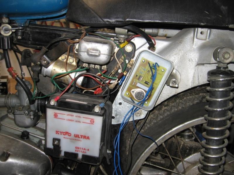 electronique - Circuit allumage électronique pour rupteur - Page 2 Fixati11