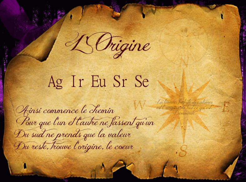 L'Origine Origin10