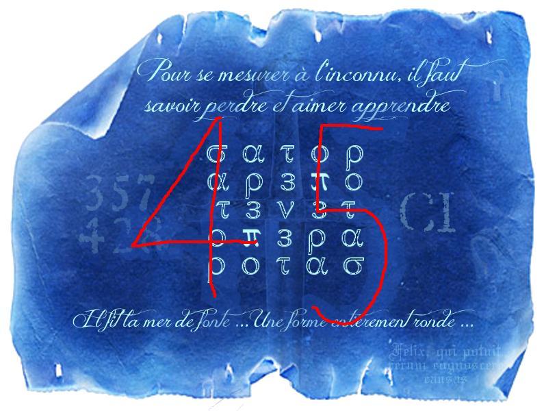 Pour se mesurer à l'inconnu, il faut savoir perdre et aimer apprendre Quaran10