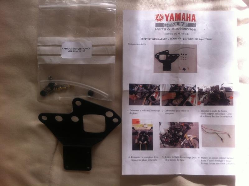 Support GPS Garmin d'origine Yamaha Img_0710