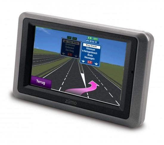 Support GPS Garmin d'origine Yamaha - Page 2 Zumo-610
