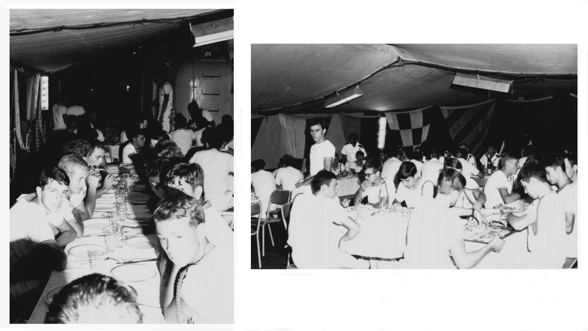 [Les traditions dans la Marine] JOYEUSES FÊTES... A BORD 15-05-11