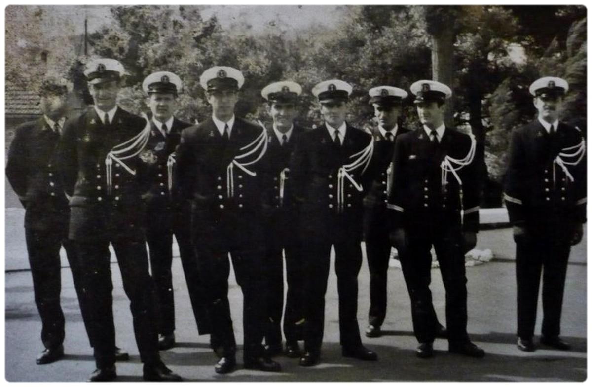 [Les écoles de spécialités] École de Gendarmerie Maritime Toulon. Bsa_fa10