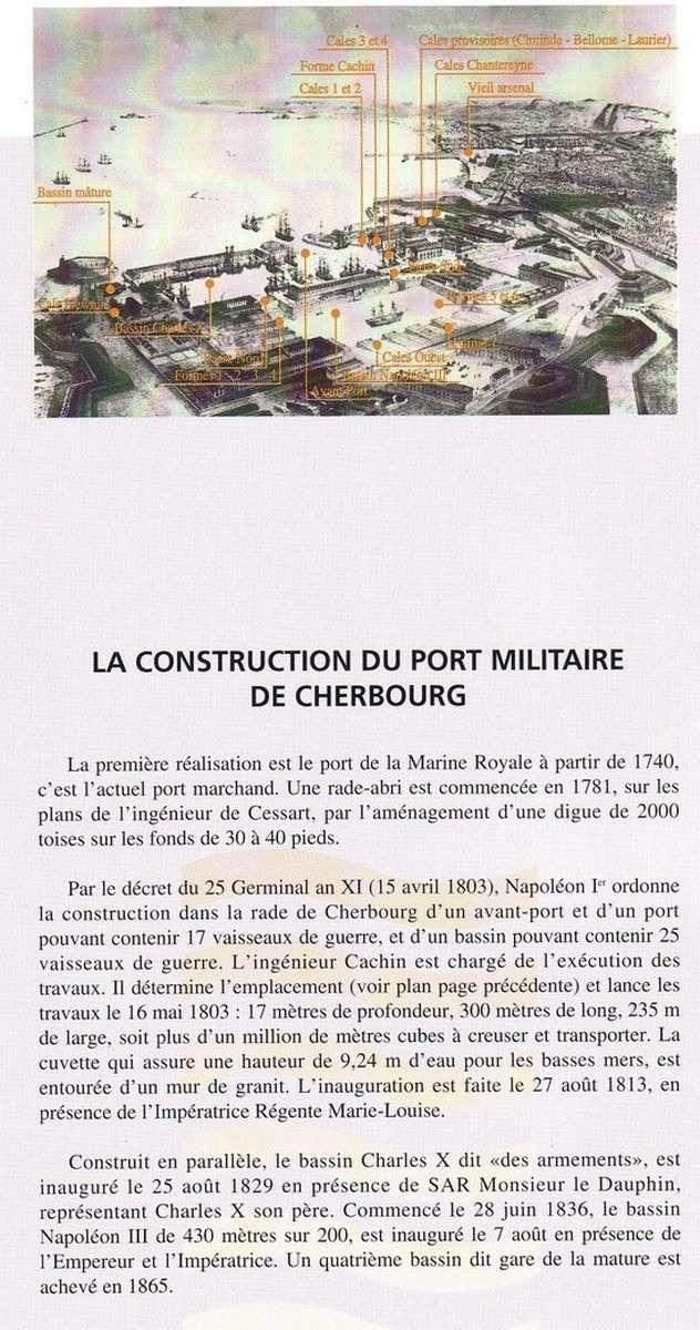 [Activité des ports hors Marine] LE PORT DE CHERBOURG - Page 8 Contru10