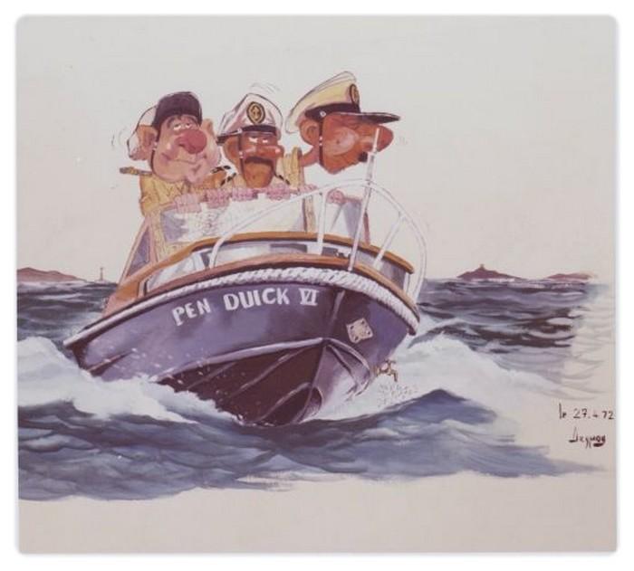 [Les écoles de spécialités] École de Gendarmerie Maritime Toulon. Gendar13