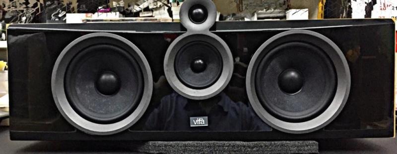 Vifa Sense VS-6.5c Center Speaker  237e3211
