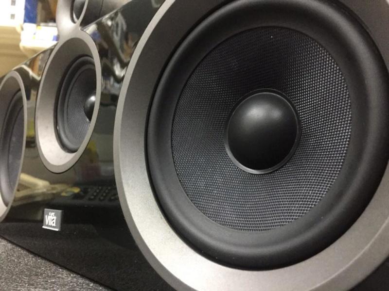 Vifa Sense VS-6.5c Center Speaker  7a64e511