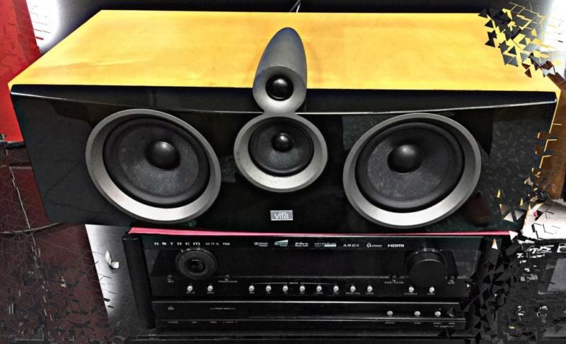 Vifa Sense VS-6.5c Center Speaker  D1cc8312
