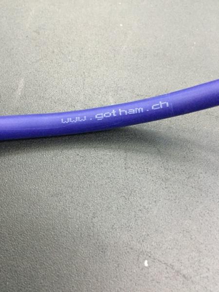 Gotham Balance AES Digital Cable  Img_6214