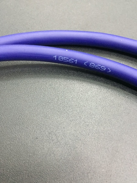 Gotham Balance AES Digital Cable  Img_6215