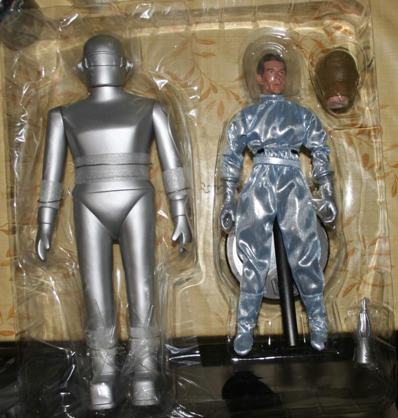 Le jour où la Terre s'arrêta : Klaatu & Gort Intheb10