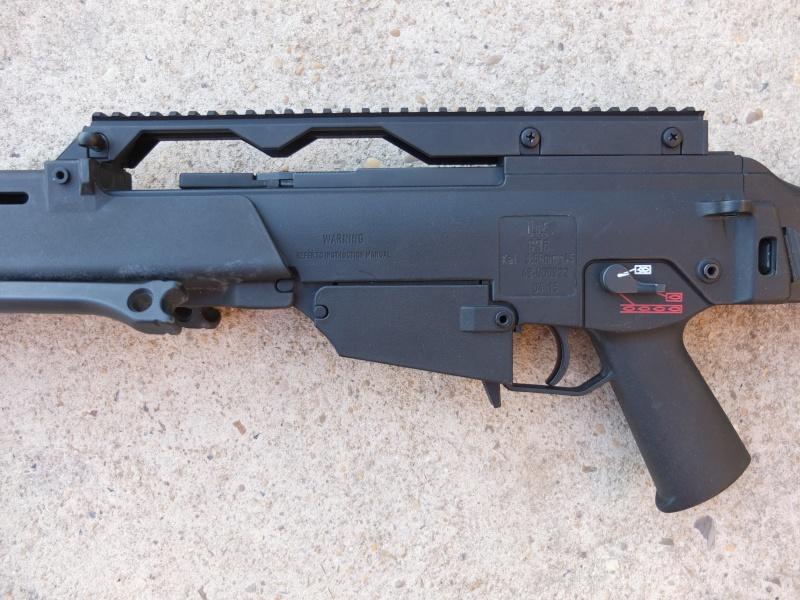 M870 g&p / G36L Star / pièces PX4 Dscf2416