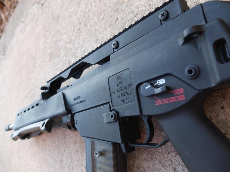 M870 g&p / G36L Star / pièces PX4 Dscf2419