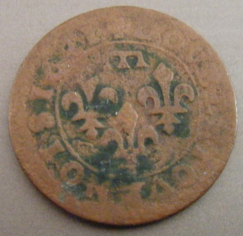 Double Tournois - Gaston d'Orléans - 1641 - Quel type ? Dscf0213